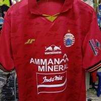 Jersey Persija Home Big Size XXL 2XL 2020/2021 Liga 1 GO Top Quality