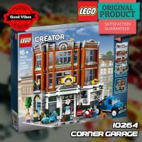 LEGO Original CREATOR EXPERT 10264 Corner Garage - Mainan Anak Koleksi