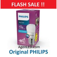 PHILIPS Lampu LED 4W Bulb Bohlam 4 w watt philip 4watt putih white 5 6