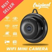 HD Wireless Ip Mini Camera Wifi Smart Net Cam Aplikasi V380