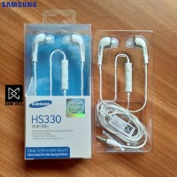 Headset Samsung Galaxy S4 HS330 Original 100% - Putih