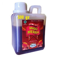 MADU RANDU - MERAH -PUTIH MABRUUK KHASIAT ISTIMEWAHH 500gr- ORIGINAL