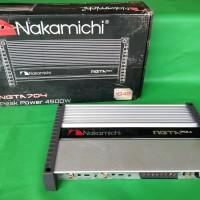 POWER NAKAMICHI 4ch serie NGTA 704 PALING MURAH!!!