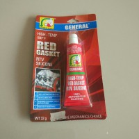 Red Gasket RTV Silicone / Lem Sealant Red Gasket/ lem otomotif silicon