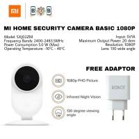 Xiaomi Mi Home Security Camera Basic 1080P - Xiaomi CCTV Ip cam Kamera