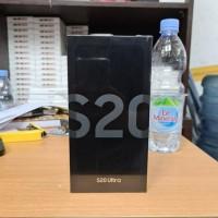 SAMSUNG S20 ULTRA RAM 12/128GB RESMI SEIN - Abu-abu