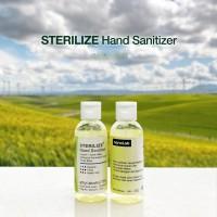 Antiseptic 100ml by Nanolab Antiseptik STERILIZE Hand sanitizer