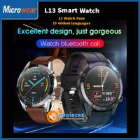 MICROWEAR L13 SMARTWATCH ECG HEART RATE ALT ZEBLAZE DT78 DT79 L7 GT