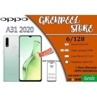 OPPO A31 2020 6/128 RAM 6GB ROM 128GB - 4/128 & 6/128 GARANSI RESMI