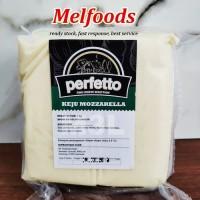 Grab/Gojek Keju Mozzarella Perfetto 1KG / Mozarella Cheese