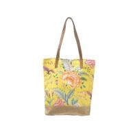 Aisya Tote Bag Anyelir Yellow