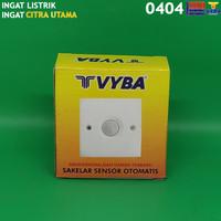SAKLAR SENSOR OTOMATIS VYBA NCE 896 300W K0404