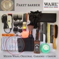 Alat Cukur Rambut PAKET BARBER - Peralatan Usaha Barbershop Standar