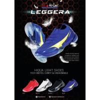 Sepatu Badminton Hiqua Leggera Original Hi-Qua