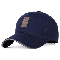 Topi Baseball Golf Logo EDIKO Sport Fashion - Hitam