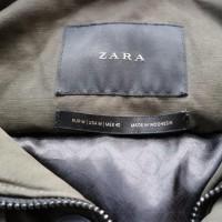 Original Zara Man Parka Jaket Winter Outdoor Motor Vespa Pria Murah -