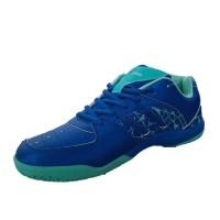NIMO Sepatu Badminton Court Champ 01 Blue ukuran 38 sampai 45
