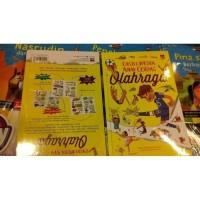 Buku Ensiklopedia Anak Cerdas - Olahraga