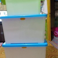 Container Box Plastik 130 liter Original