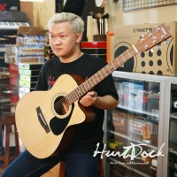 gitar akustik yamaha FS100 natural original