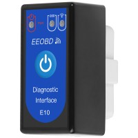Ih ELM327 E10 WIFI Wireless OBD2 Mobil Diagnostik Scanner