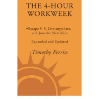BUKU CETAK - The 4-Hour Workweek (Expanded and Updated) by Timot