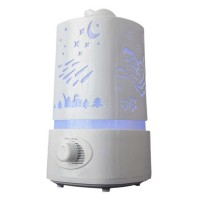 Taffware Aroma Therapy Air Humidifier 7 Color Light 1500ml