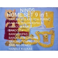 HOME SET GKM 9 in 1 MANTAP