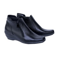 Ankle Boots Formal Sepatu Wanita PDH CTZ20 126 by Catenzo Bandung