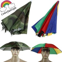 LT Payung Kepala Anak / Dewasa untuk Memancing / Climbing