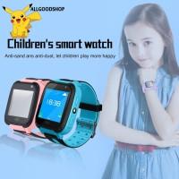 [Promo]V6 Smart Watch Anti Lost Monitor SOS Waterproof Fashion Kids