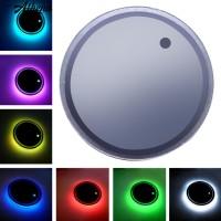 Athshima 285 Alas Gelas Universal dengan Lampu LED RGB Untuk