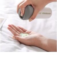 Smart travel bottle set 4in1 toiletries dispenser soap kit 4 in 1