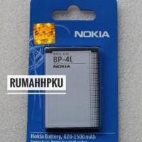 Baterai batre Nokia E63 E90 E71 E72 BP-4L BP4L Original