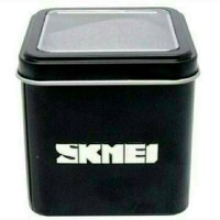 Kotak jam tangan skmei, untuk kado box skmei