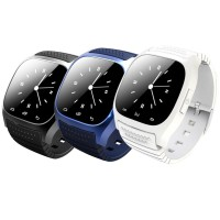 M26 Smartwatch Bluetooth 4.0 untuk IOS / Android / iPhone