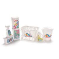 [Promo]Tcid Mainan Anak : 7 Pcs/Set Aksesoris Boneka Fashion Dapur