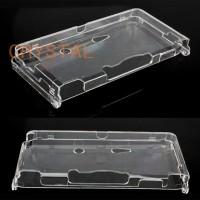 Ctღcrystal Hard Case Pelindung Bening untuk Konsol Nintendo 3DS