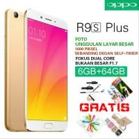 OPPO R9S PLUS GSM FU GARANSI 1 TAHUN