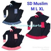 Baju Renang Anak Cewek Perempuan Muslimah SD SMP Muslim