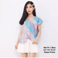 Blouse Batik Murah / Batik Atasan Katun Prima
