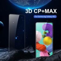 Tempered Glass Samsung Galaxy A51 Nillkin Anti Explosion 3D CP+ Max - Hitam