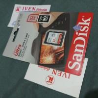 SanDisk Ultra 32GB SDHC UHS I Class 10 memory card 32 GB memori camera