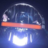 reflector daymaker cyclop 7 inch 7B for jeep jk harley softail &