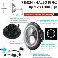 reflektor daymaker 7 inch hallo ring baru