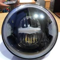 Daymaker REFLEKTOR REVOLUTION 7 INCH for Harley Softail dan Touring