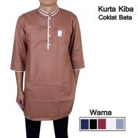Baju Koko Kurta Kiba 6 pilihan warna