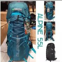 Tas Carrier Consina Alpine 55 L ORI Bkn Rei ( DISKON 10%)