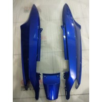 Cover Body Kiri Kanan Belakang Biru Tua Yamaha Mio Sporty / Smile