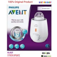 Philips Avent Fast Bottle Warmer Penghangat Susu Asi Avent Food Warmer